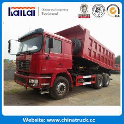 La tecnología de hombre Dumper Truck Shacman Camión Volquete 6X4