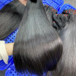 خد خام الجملة لواحد على التوالي الشعر البشرية ريمي الأصلي العظام على التوالي شعر المتبرّع