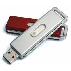 Negocios USB3.0 retráctil Flash Drive para regalo (SMS-FDP315)