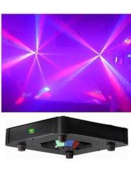 De LEIDENE Lichtstraal van de Piramide steekt Bewegende Lichten (st-F091) aan