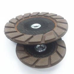 陶磁器のとらわれの樹脂のダイヤモンドの粉砕のコップの車輪