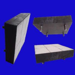 Placa de alumínio resistente a abrasão para mineração e cimento e minerais