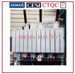 20년 간의 중국 전문 변압기 제조업체 Nltc 156000kVA 220kv 파워 변압기