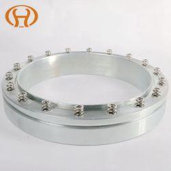 Edelstahl 304 316 Legierung 17-7pH Inconel X750 kleiner Ring-Komprimierung-Ventilsitz-Sprung
