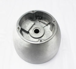 Couvercle de caméra dôme OEM avec traitement de surface de polissage par 560 T Lk Die Casting Machine