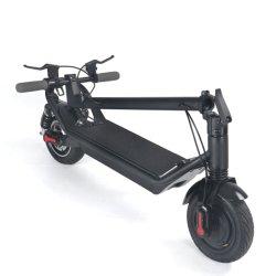 350W 36V складные водонепроницаемые электрический скутер 10-дюймовый электрический скутер с педали тормоза