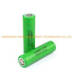 LG Mj1 3500 Мач 10A Аккумуляторная батарея размера 18650 3500Мач LG Mj1 литий-ионный аккумулятор