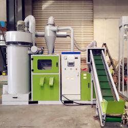 Fil de cuivre Peeler Mise au rebut de l'environnement de la machine de cuivre granulateur Dénudage de câble