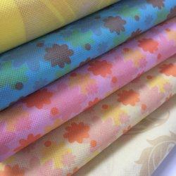 Tessuto non tessuto a colori stampato