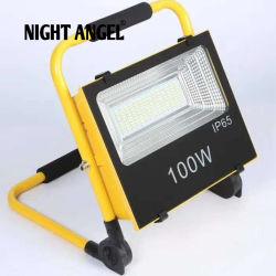 Indicatore luminoso di inondazione solare di uso del giardino di uso della Camera della lampadina del pavimento del LED