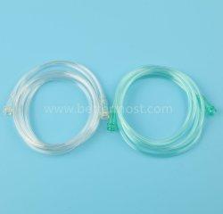 일회용 고품질 PVC 산소 연결 튜브 산소 튜브 ISO13485 CE FDA
