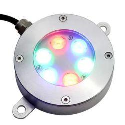 Rundes LED Brunnen-Licht der Unterwasserder Leistungs-LED Musik-