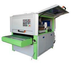 Maquinaria de perfil de suelo de madera cepillo de la puerta de disco de banda lijadora lijadoras automáticas