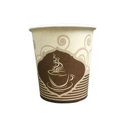 Krijg het! ! ! 6 Koppen van het Document van oz kiezen de Beschikbare het Pakket van de Drank van het Document van de Muur voor Koffie/Sap/Melk uit