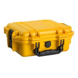Geval van de Doos van de Veiligheid van de Luchtvaart van de Doos pp van het instrument het Plastic Toolbox Verzegelde Waterdichte Harde