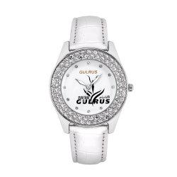 La nueva moda de joyería Sone mujer reloj de pulsera de cuarzo (JY-AL151)