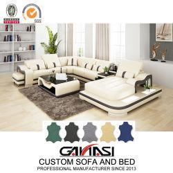 居間(G8027)のための中国の現代革ホーム家具