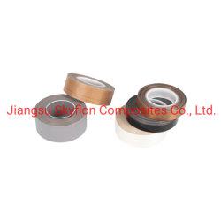 Revestidas a PTFE Fitas Adesivas fitas de rolo de cassetes de filme com boa qualidade