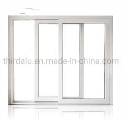 Nosotros Certified Professional acristalamiento doble precio de Windows y la curvatura de la ventana deslizante