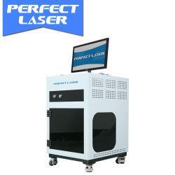 2D de alta qualidade para 3D gravada a laser máquina de cubos de Cristal