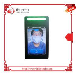 Controle de acesso ao Corpo de Medição de Temperatura sem Contato com reconhecimento de faces Terminal