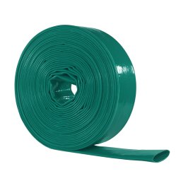 PVC 강화 부드럽고 유연한 자외선 차단 내구성 강한 농지 관수 배출 레이플랫 호스
