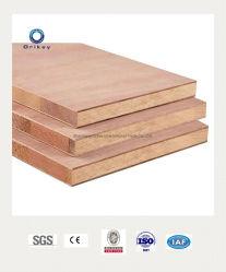1220x2440x18mm grado con muebles de melamina, laminados Junta bloque