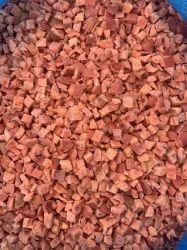 Nova temporada de IQF Pimenta em cubos vermelhos congeladas no Pacote a granel