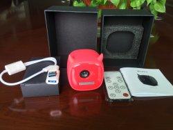 Little Devil Telefone móvel sem fio WiFi de exibição de vídeo USB inteligente LED HD Micro Sistema Linux de Home Theater Mini projector portátil