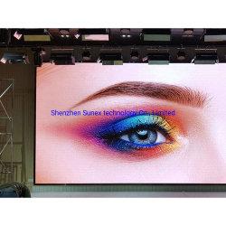 2K 4K 8K RGB SMD Ultra HD 3840Hz 16: 9 Magnetische Front Service Light Thin TV Studio P1,56 P1,667 P1,875 P1,923 P2 P2,5 LED Video Wandbildschirm für Tagungsraum