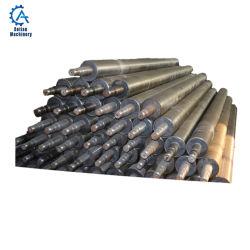 Papierfabriek productie RVS geleiderol