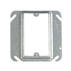 Les boîtes de conduit carrés couvre pour tuyaux électrique