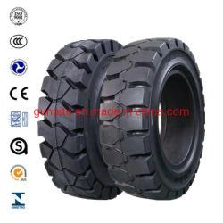 중국 탑 브랜드 산업용 타이어 오프로드 스키드 스티어 NHS 타이어/공압 지게차 타이어 6.00-9