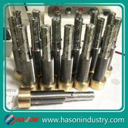 그림 & 사진을 돌고 맷돌로 갈아서 정밀도 금속 CNC 기계로 가공하거나 기계장치 또는 기계로 가공된 부분