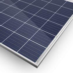 太陽屋根瓦のための放射体自由な275W多太陽電池パネル