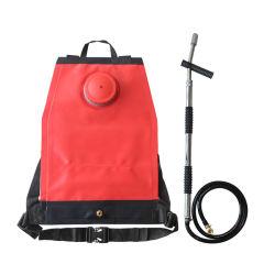 Ilot пожарных рюкзак лесной опрыскиватель огнетушитель с задней части подушки сиденья и талии ремень 4 галлон