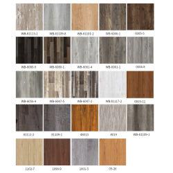 Wall와 Floor Decoration를 위한 새로운 Functional PVC Material Self Adhesive PVC Vinyl Flooring