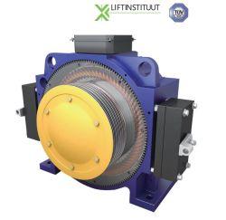 WYT-T 엘리베이터 기어 없는 영구 자석 동기 견인력 기계/엘리베이터 모터/PM 기계