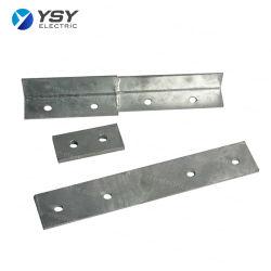 알루미늄 레이저 절단 금속 가공 및 발끝 펀칭 프로세스