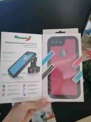 Горячая продажа 360 полностью водонепроницаемая Redpepper противоударная телефон чехол для iPhone и Samsung