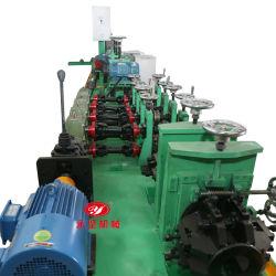 Foshan Yongjian Kundengebundene Rohrmaschine Carbon Stahlrohr Produktionslinie Edelstahl-Rohrmühle Walzrohr Schweißmaschine Rohrherstellung Maschine