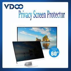 "Protector de pantalla extraíble para ordenador/LCD, filtro de privacidad de pantalla de tamaño 24"""