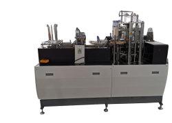 PE покрытие средней скорости машина для изготовления бумажных стаканчиков