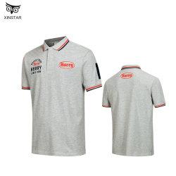 100% algodão vestuário camisas polo camisa publicidade bordados