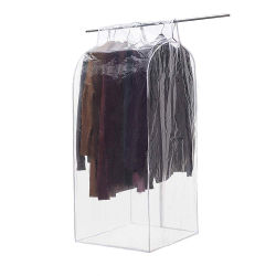 Sacchetti di indumento pieghevoli della grande dello spazio del panno chiusura lampo di plastica libera biodegradabile di memoria