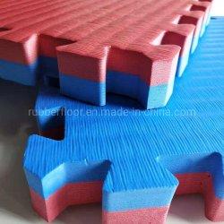 Easy Clean Factory Price تصميم جديد EVA Judu Tatami الجيم الفئران، فوم Taekondo الفوم الأرضية، وحشيفات أرضية الأحجية المجزأة