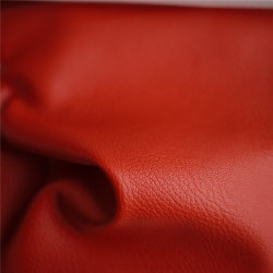 Kundenspezifische Weichheitfeuchtigkeitsfestes gedrucktes Handtasche geprägtes Faux Belüftung-künstliches PU-Leder für aufbereiten