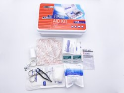 Kit di pronto soccorso multiuso, 101PCS