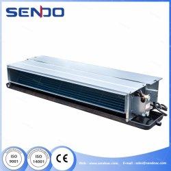 DC/Motor EC 1/2/4/Ronda camino casete/expuestos/techo/pared oculta montado/Alto Esp canalizar el agua de agua enfriada Acondicionador de aire de la bobina del ventilador
