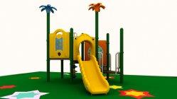 Gioco Toy Outdoor Playground Combination Slide per bambini